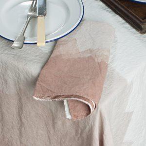 Italian designer linen napkins