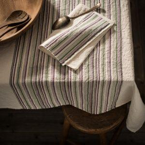 Italian linen napkin by stamperia bertozzi, allorashop