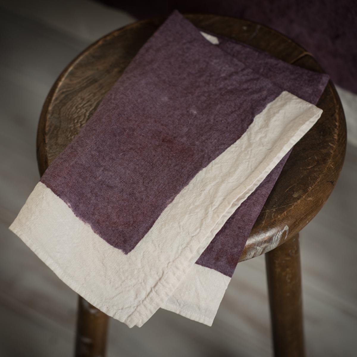 Italian linen napkin