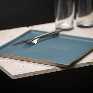 Italian artisan ceramic dinnerware