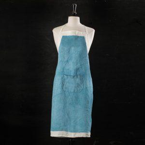 luxury linen apron stamperia bertozzi, AllORA
