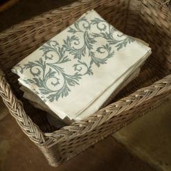 Vintage linen Stamperia Bertozzi, allorashop