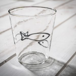 Italian designer handblown glassware - allorashop