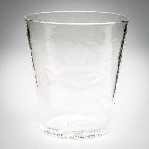 Italian hand blown glassware