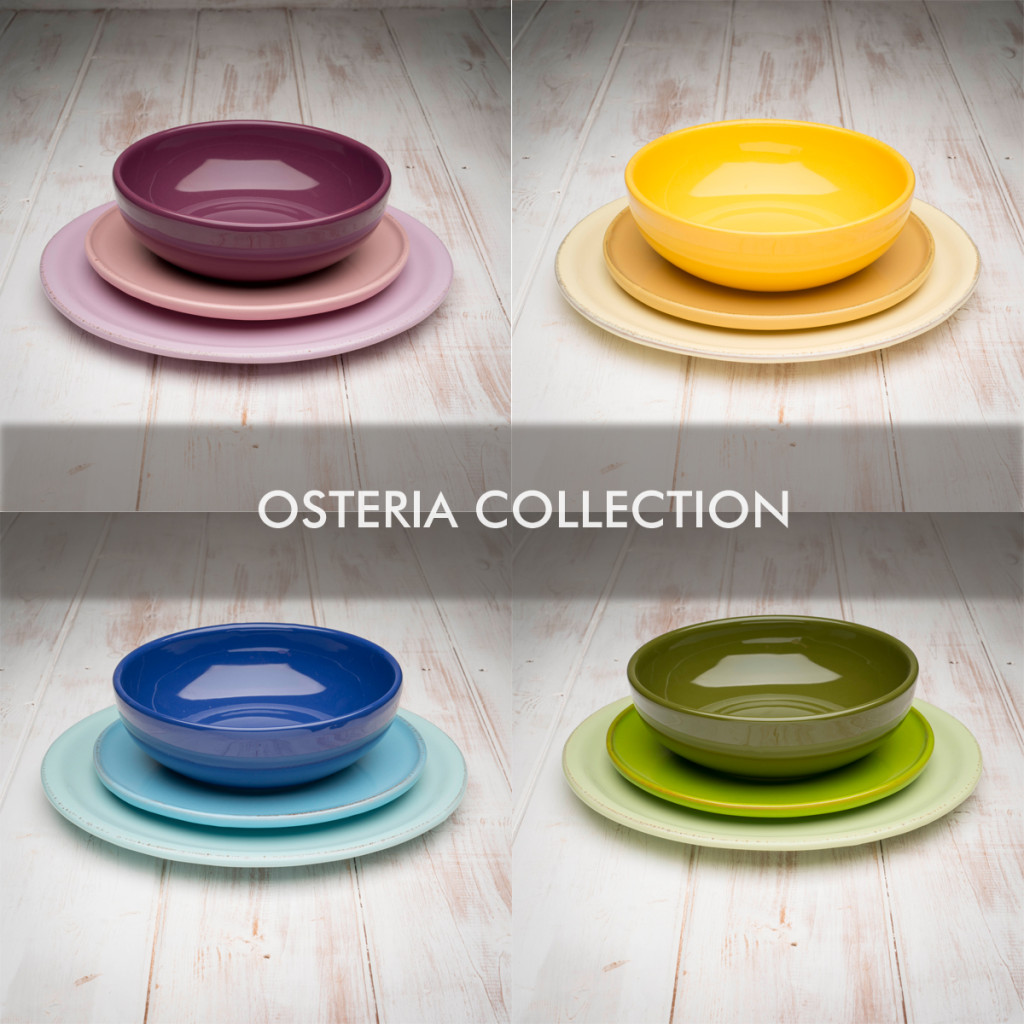 italian ceramics tableware