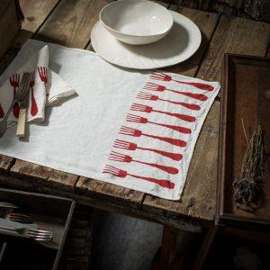 Italian designer placemats - AllÓRA