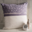 allorashop hand painted linen pillow case by Bertozzi