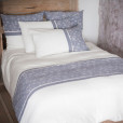 allorashop hand painted linen duvet cover by Bertozzi