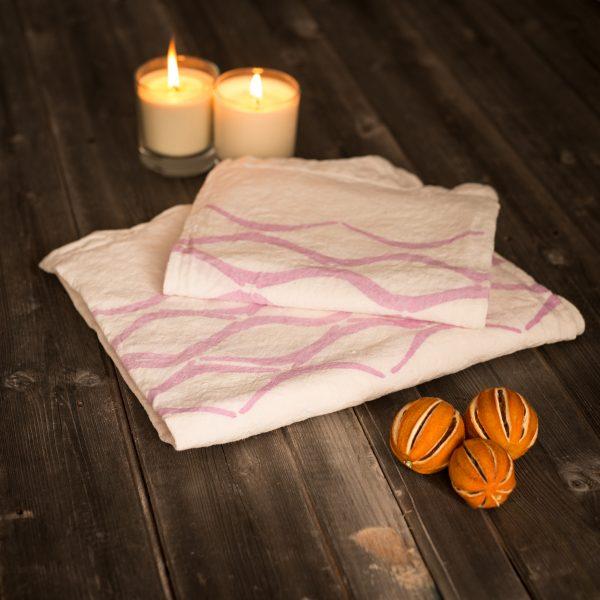allorashop Italian linen bath towel by Bertozzi