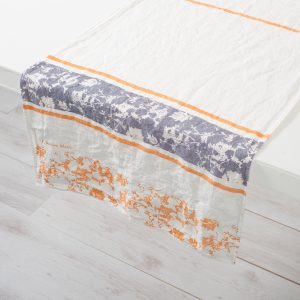 Allorashop Fine Italian Linen Table Runner
