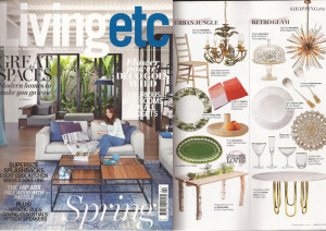 allorashop as seen in magazine living etc