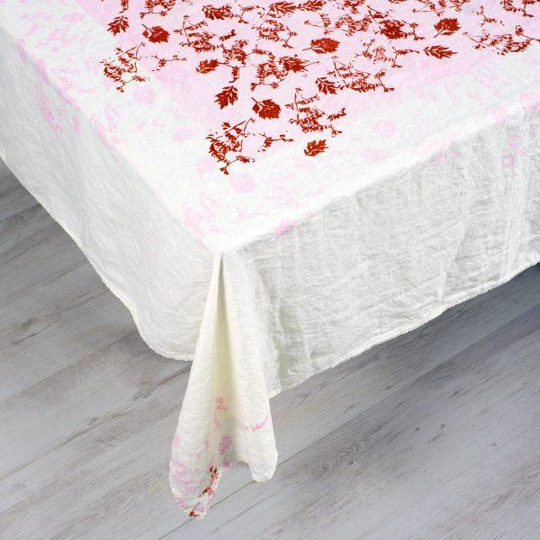 Light-pink-tablecloth