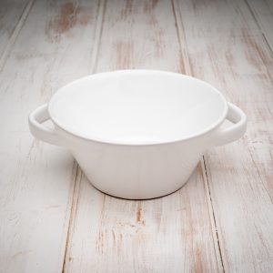 ceramic soup-cereal bowl