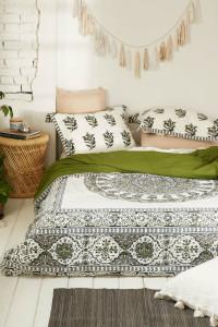 Bohemian look Bedroom