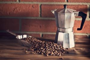 moke coffee maker