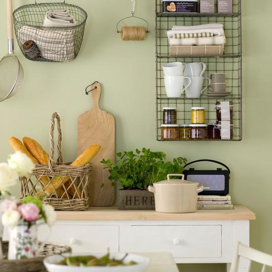 Kitchen-shelving