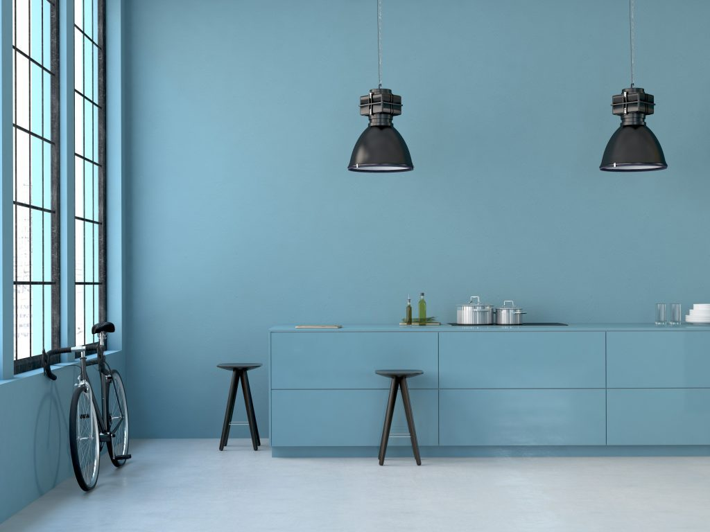 Styling with Blue - How to style your home with the colour blue. Colour phycology and design inspiration.
