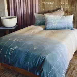 Bertozzi hand painted bedding set