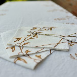Beautiful luxury napkins bertozzi