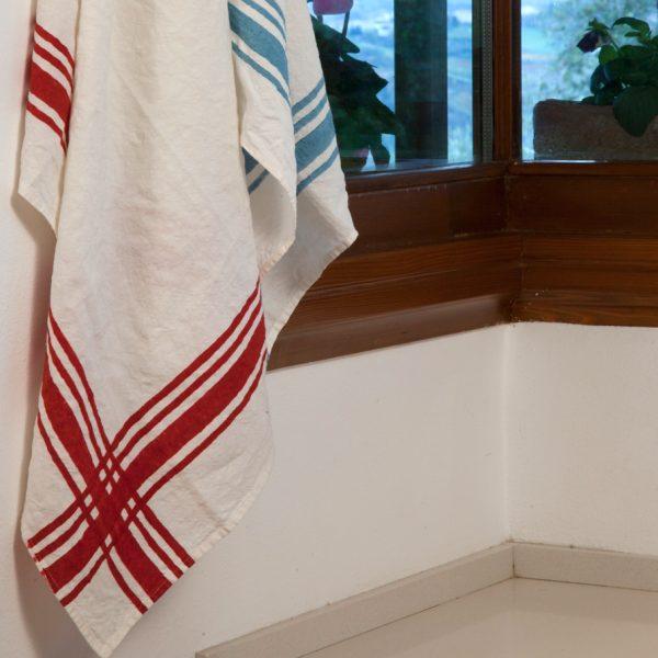 Bertozzi linen tea towels