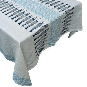 Italian luxury linen tablecloths