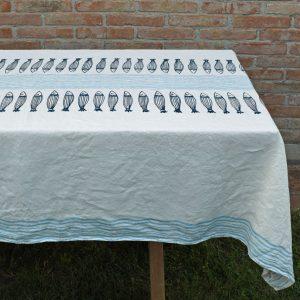 chic coastal style tablecloths Bertozzi