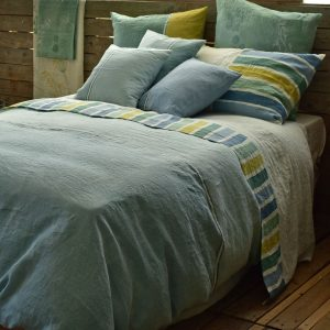 linen teal bedding sets Bertozzi