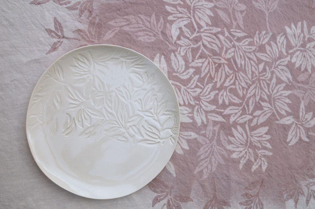 Bertozzi linen tablecloth