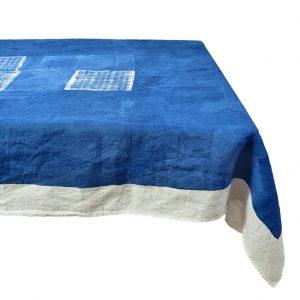 Linen tablecloth Taormina Bertozzi