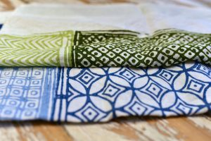 linen towel taormina Bertozzi