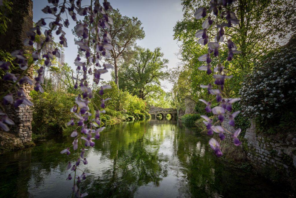 Ninfa Garden Cisterna Italy