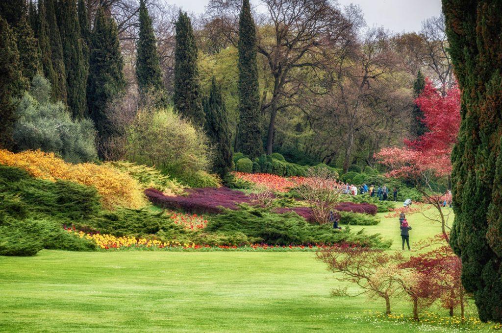 Park Garden Sigurta Italy
