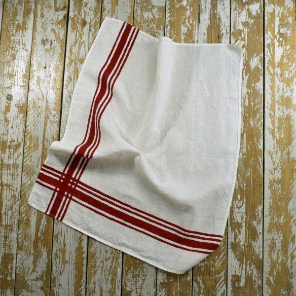 Red Kitchen towel bertozzi