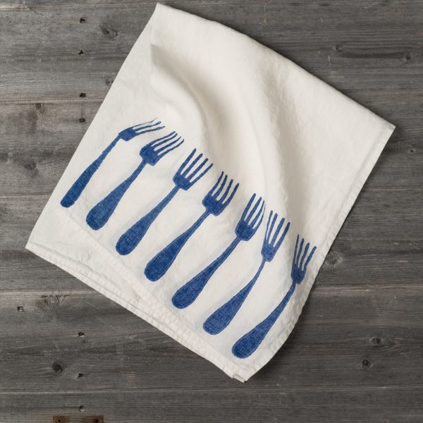 bertozzi fork linen towels