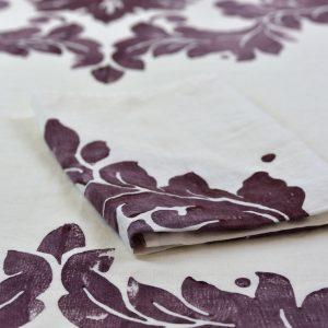 Bertozzi linen napkin