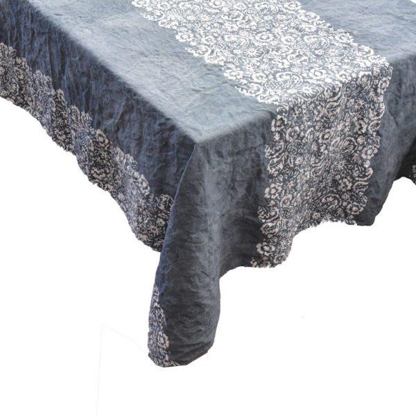 Bertozzi grey tablecloth