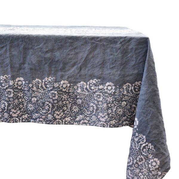 Bertozzi grey table linens