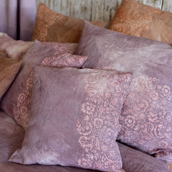 Bertozzi linen pillow cases