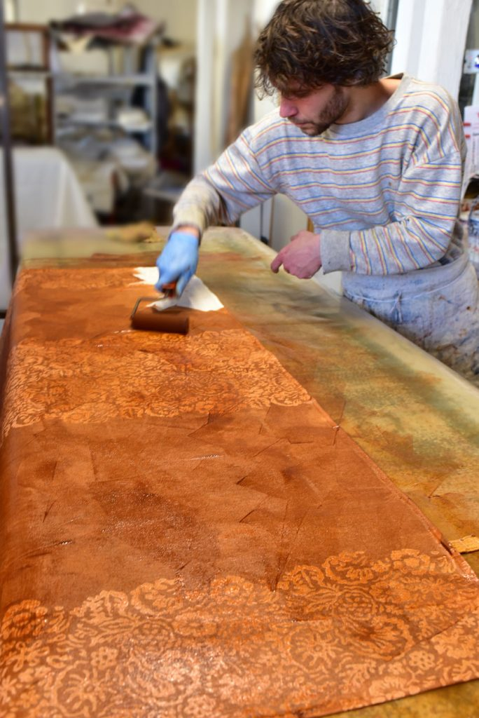 Bertozzi craftsmanship painting