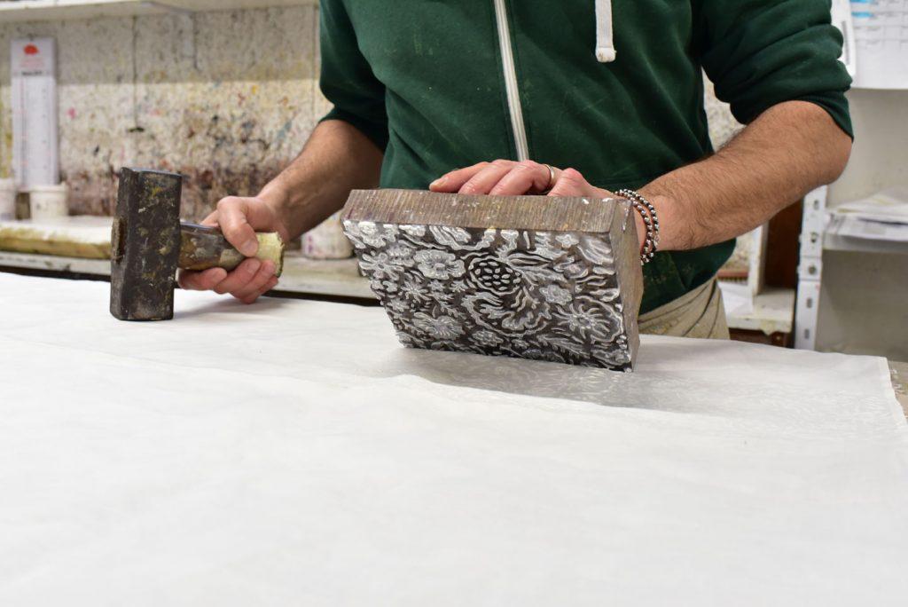 Bertozzi craftsmanship stamping
