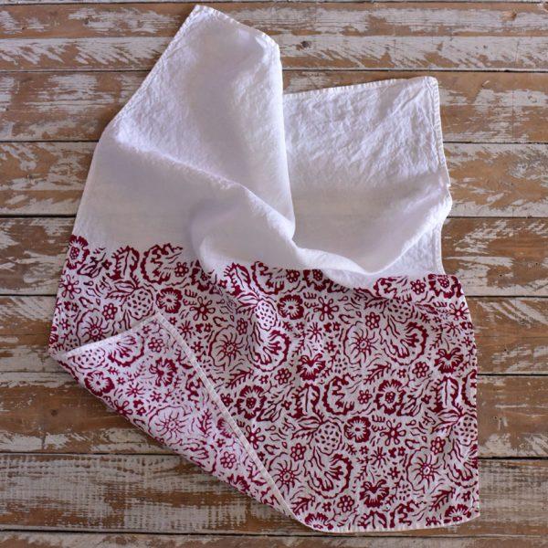Bertozzi linen kitchen towel