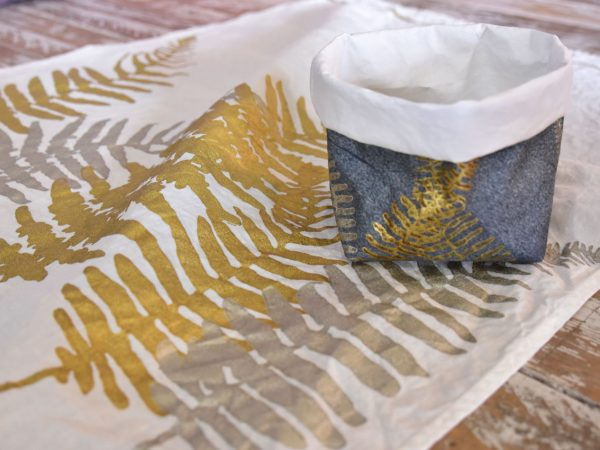 Bertozzi italian linen tea towel