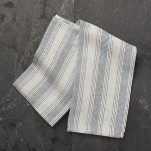 Pardi hand crafted tea towel blue