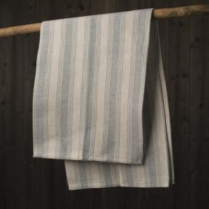 Pardi cotton blue tea towel
