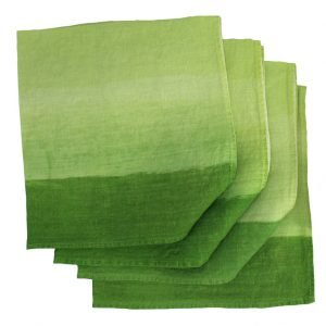 Gradient lien napkins