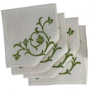 linen napkins Bertozzi