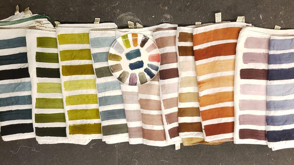 bertozzi coloured linens