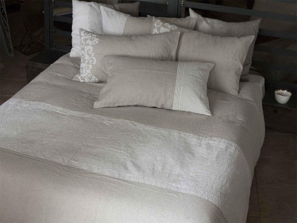 Italian luxury bedlinen
