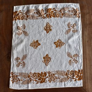 Italian artisan tea towel