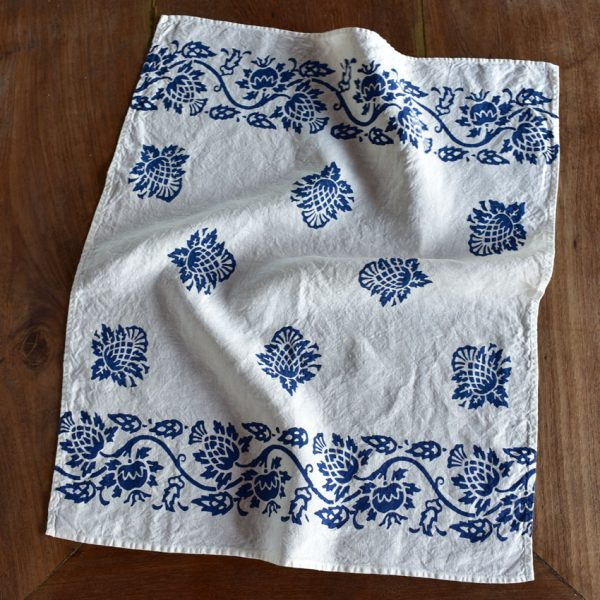 Italian linen kitchen towel
